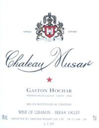 Chateau Musar Red 2001 750ml
